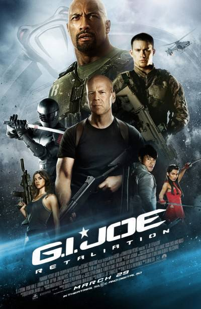 G I Joe Retaliation (2013) Brrip Xvid Ac3 Projekt