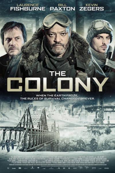 The Colony (2013) DVDRip AC3 Xvid-*THC*