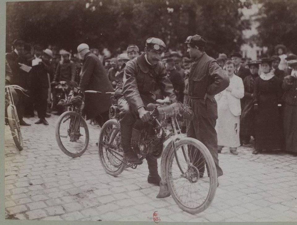 Wyścigi z początków motoryzacji 35