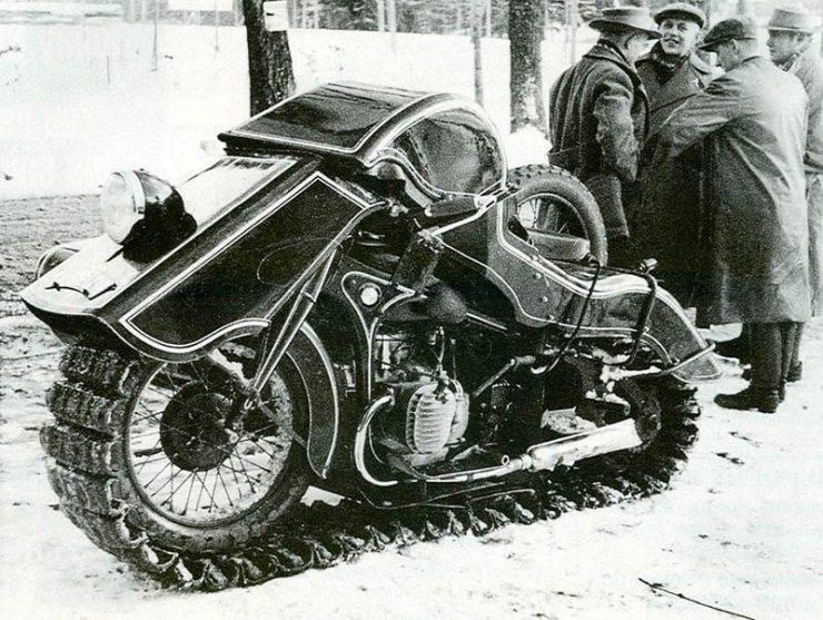 Nietypowe motocykle 30