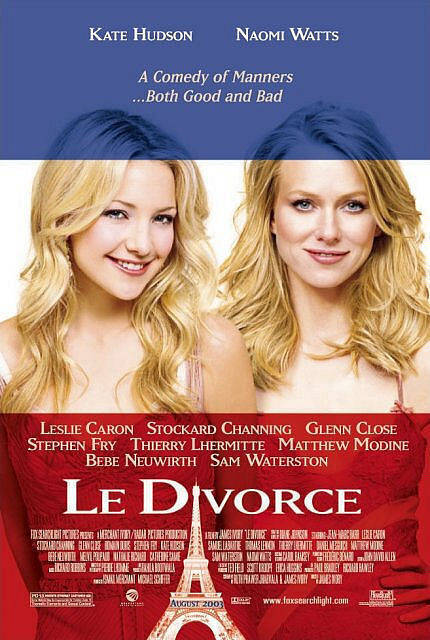 Le divorce 2003 DVDRip XviD MPOD