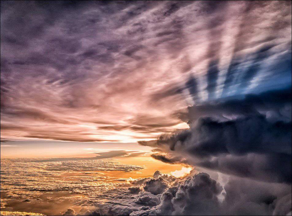 Niezwykle zdjęcia chmur 7