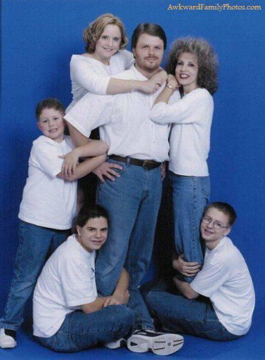 Najdziwniejsze zdjęcia z rodzinnych albumów #8 92