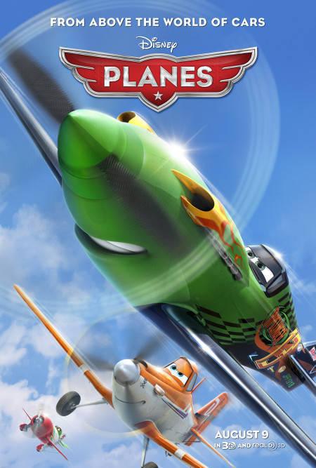 Planes (2013) CAM