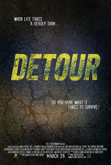 Detour 2013 DVDRip XViD juggs