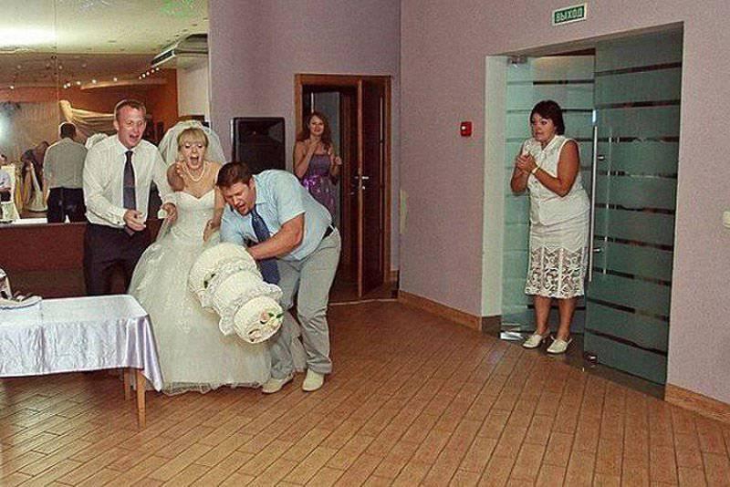 Nietypowe zdjęcia ślubne 9