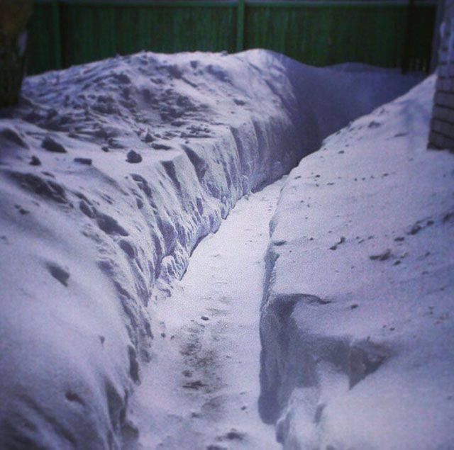 Atak zimy na Ukrainie 22