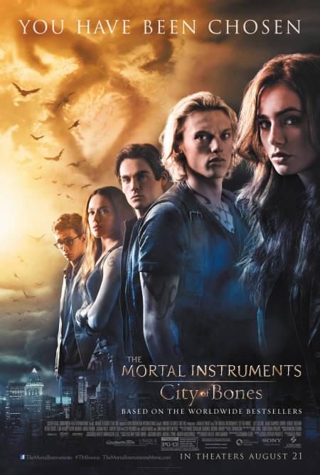 Download The Mortal Instruments City of Bones (2013) NEW SOURCE CAM XViD-UNiQUE