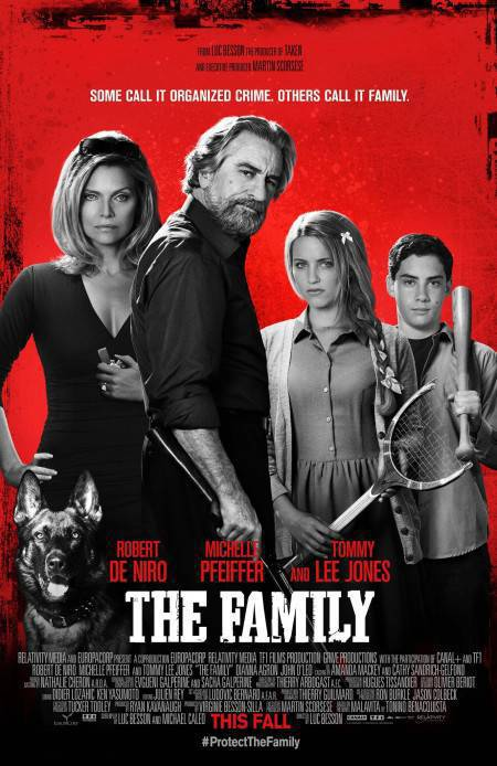Download The Family (2013) CAM XViD-UNiQUE