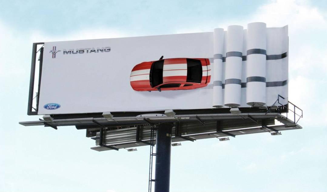 Oryginalne billboardy 8