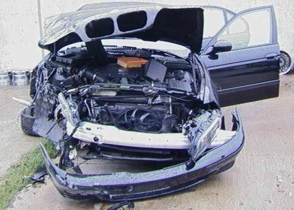 Niebezpieczne wypadki 24