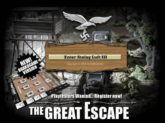 The great escape portable ingles 1 link mega identi for The great escape house