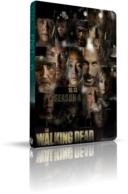 The Walking Dead - Stagione 4 (2014) DLMUX 720P AC3 - ITA ENG SUBS