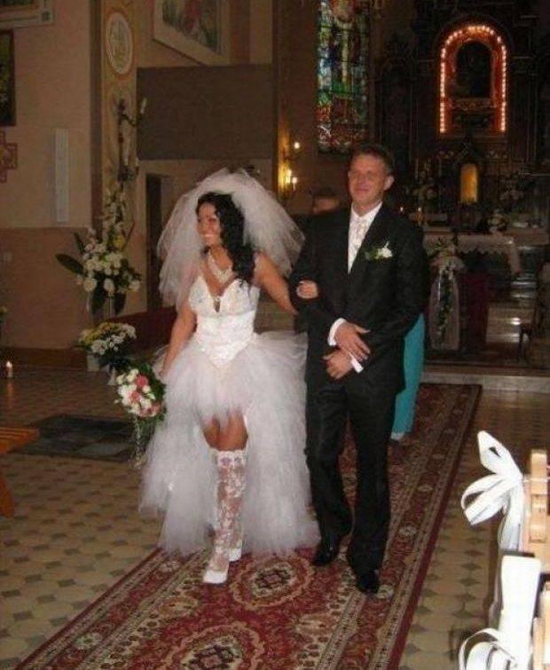 Nietypowe zdjęcia ślubne #2 25