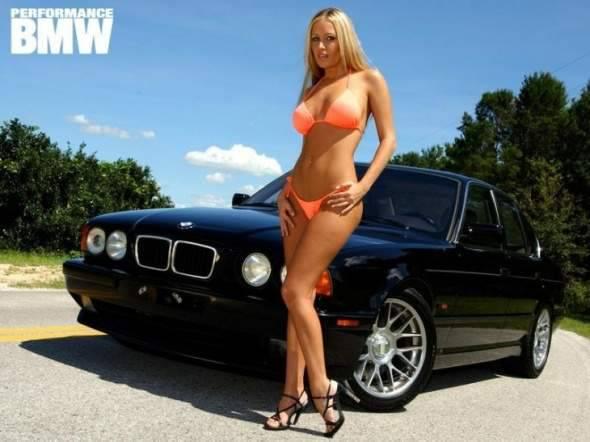Dziewczyny i samochody 32