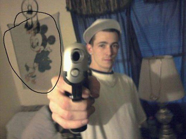 Gangsta #4 21