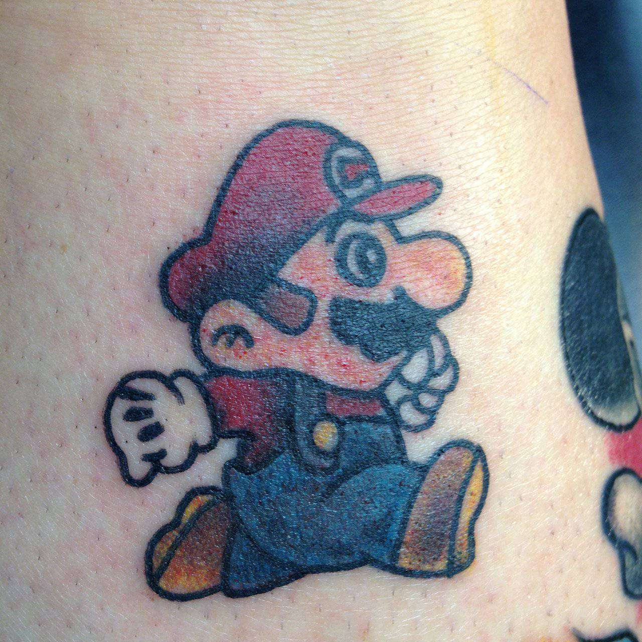 Świetne tatuaże 84