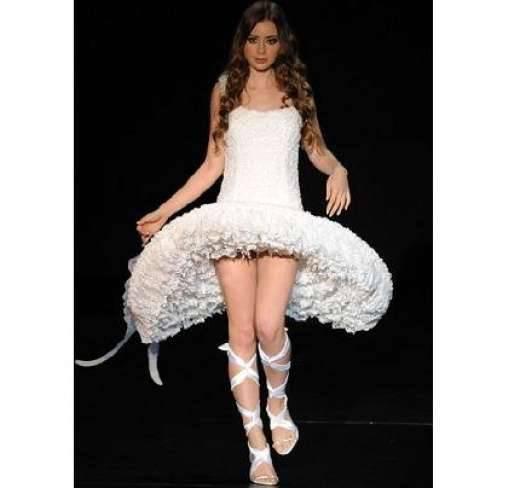 Nietypowe suknie ślubne 14