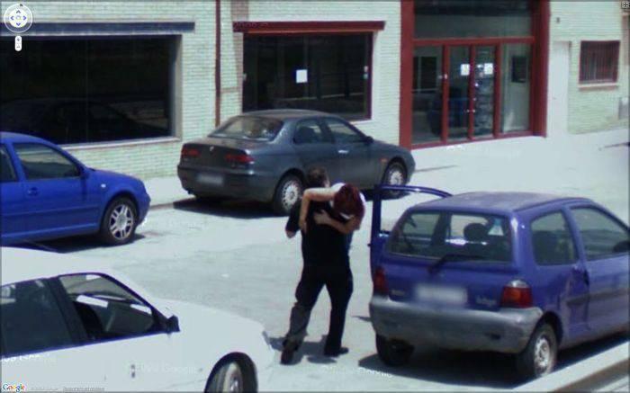 Najdziwniejsze zdjęcia z Google Street View #2 21