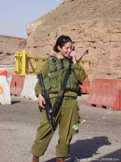 Laski z Izraelskiej armii 25