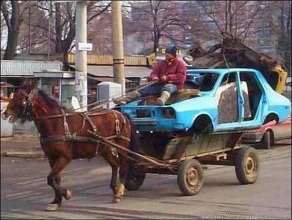 Uroki życia w Rumunii 9