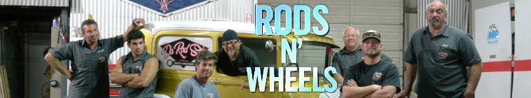 Rods N Wheels S01E03 Racing for Pinks 480p HDTV x264-mSD