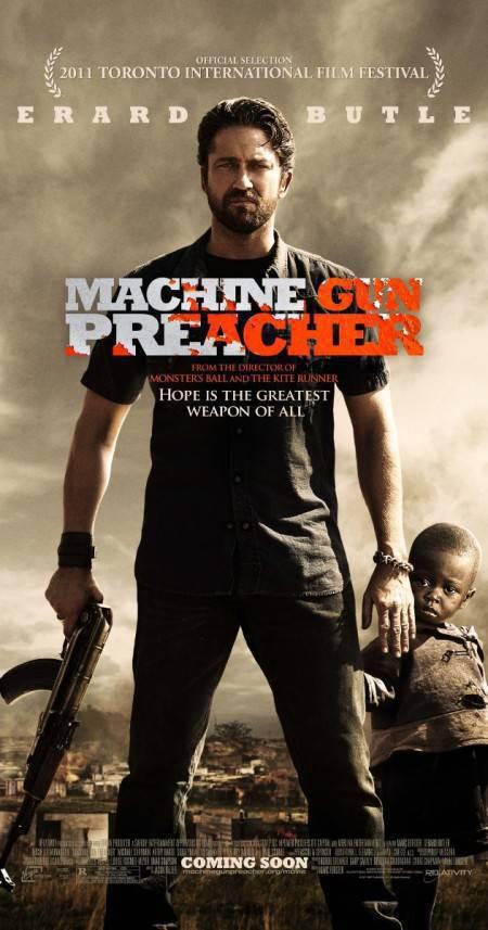 Machine Gun Preacher 2011 DVDRip XviD-FiCO