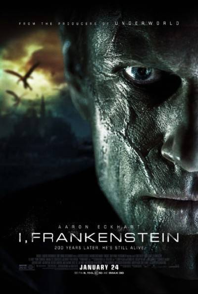 I Frankenstein 2014 R5 Video, CAM Audio AAC x264-SSDD
