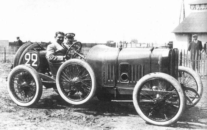 Pierwsze wyścigi samochodowe 29