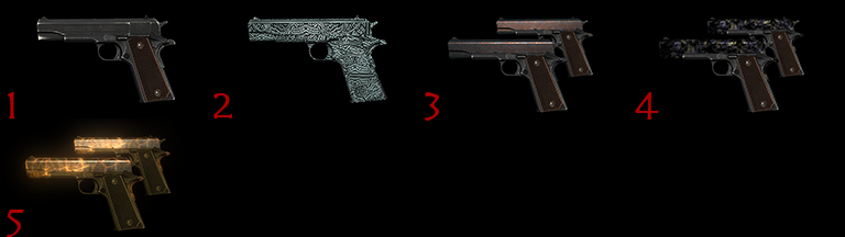 a weapon guide (updated/07) - general zombies discussion - call of