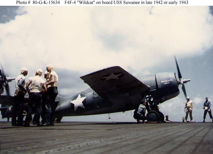 II wojna światowa w kolorze #2 178