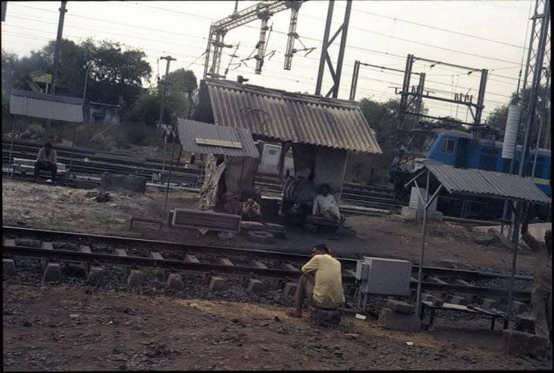 Indyjskie slumsy 23