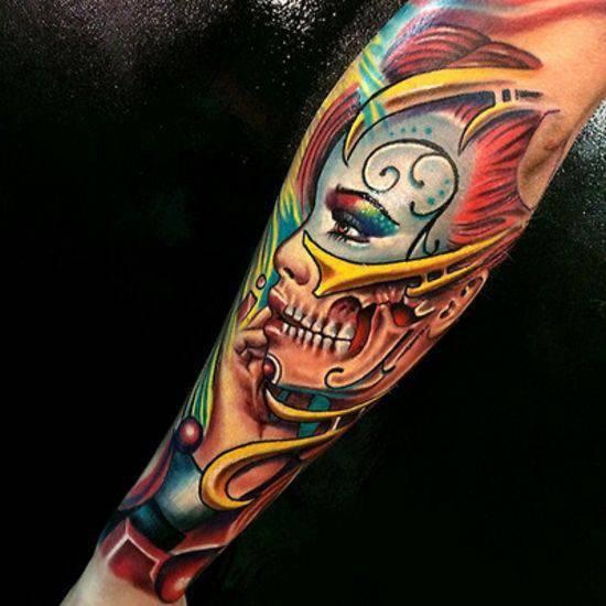Nietypowe tatuaże #4 30