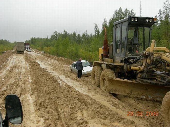 M56 Lena - najgorsza droga na świecie 57