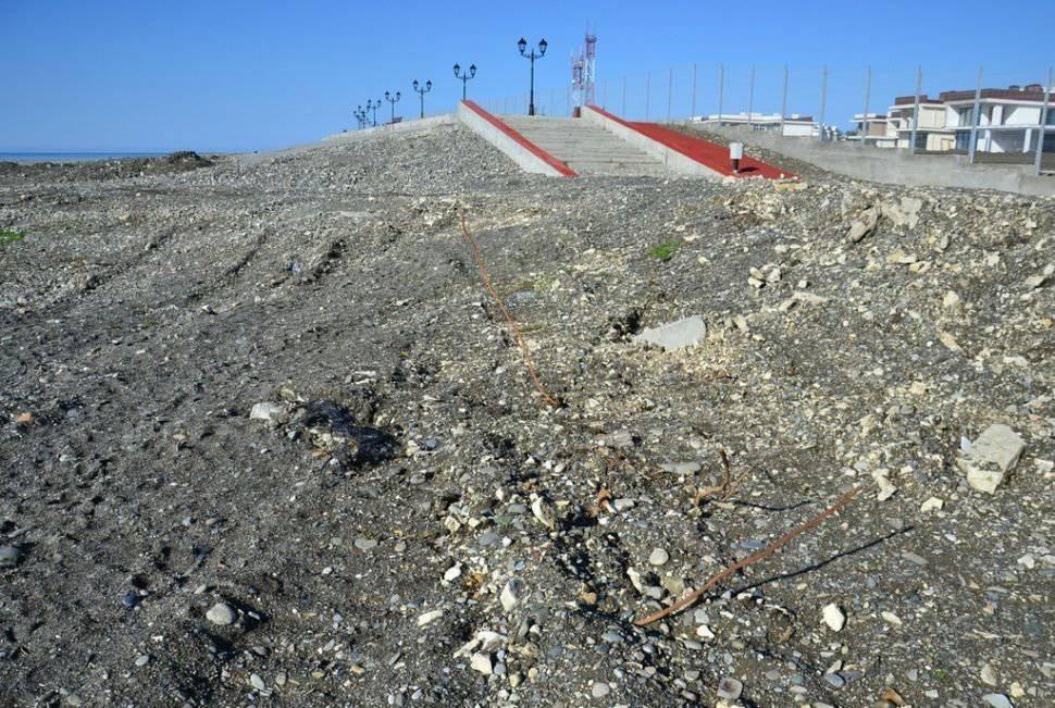 Opustoszała wioska olimpijska w Soczi 18