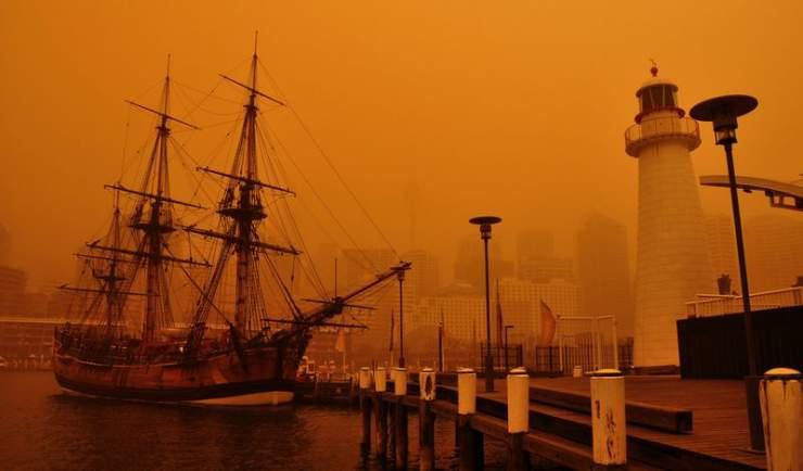 Pomarańczowe Sydney 9