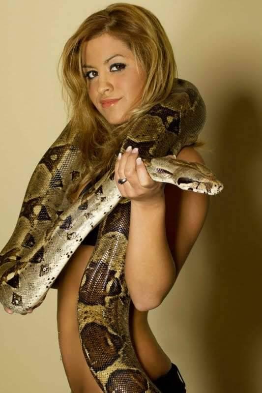 Laski z wężami 4