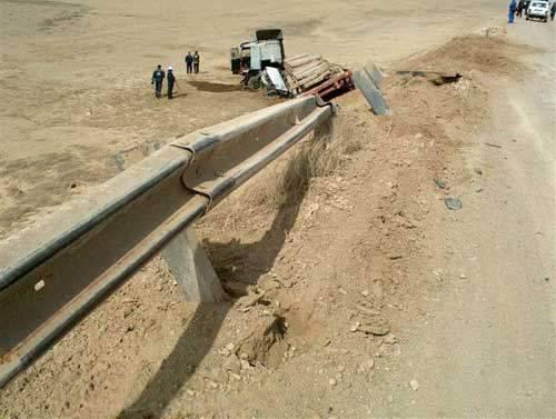 Wypadki ciężarówek 1