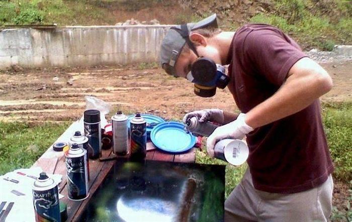 Spray Art 2