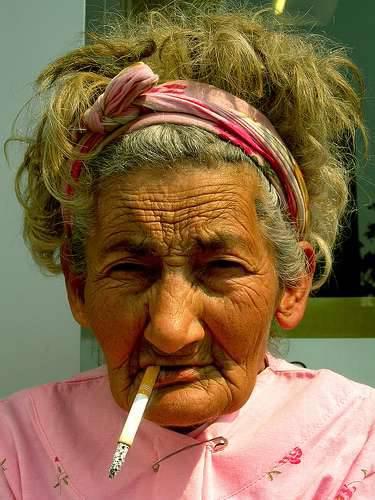 Wesołe jest życie... babci 12