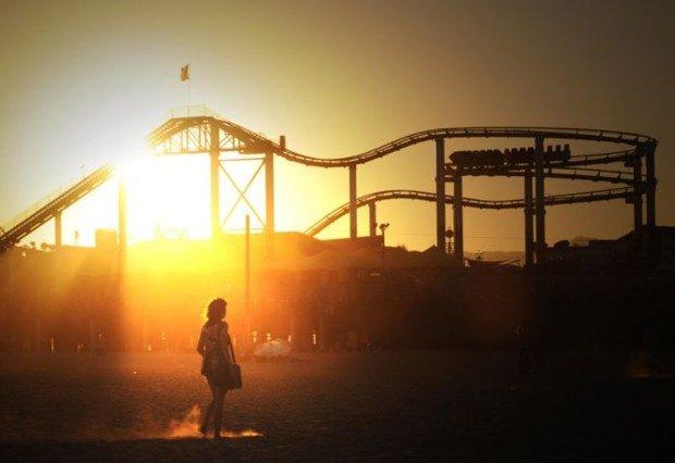 Letnie zachody słońca 10