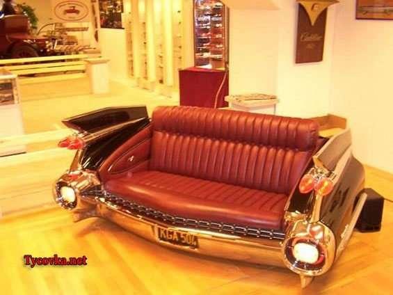 Samochodowe meble 1