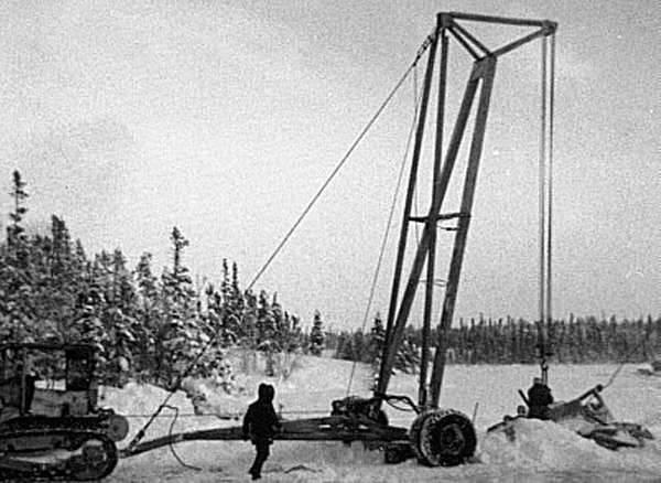 Kanadyjskie drogi lodowe 11