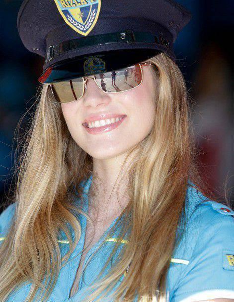 Hostessy z MotoGP 8