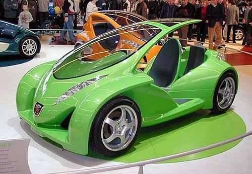 Najdziwniejsze pojazdy 12