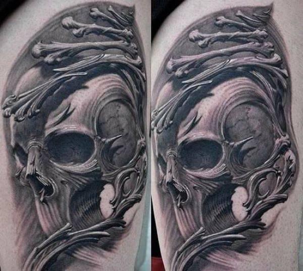 Odważne tatuaże #6 36
