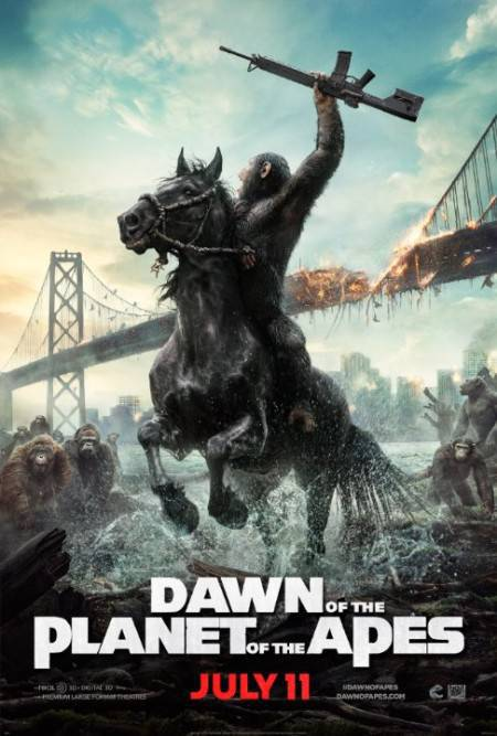 Dawn of the Planet of the Apes 2014 HINDI SDCAM