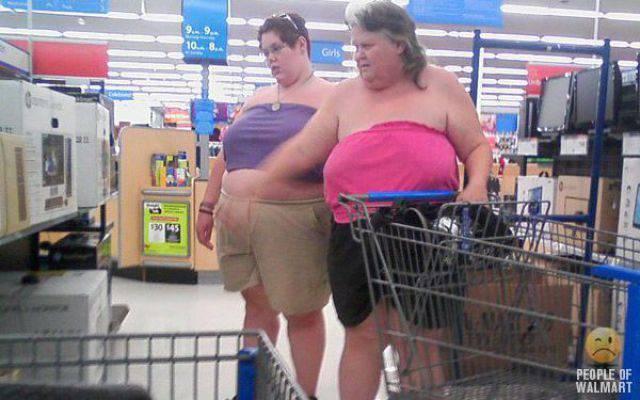 Najdziwniejsi klienci z WalMart #3 14