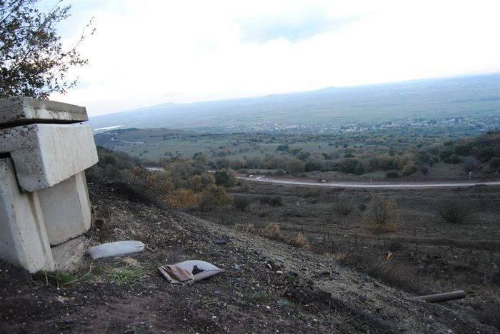 Wraki Wzgórz Golan 19