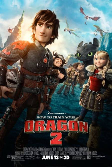 How to Train Your Dragon 2 (2014) 720p WEB-DL 750MB - MC